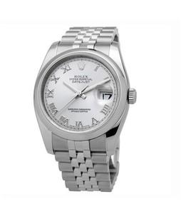 Rolex Datejust Mens Watch Silver (116200RRJ)