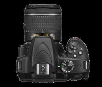 Nikon D3400 DSLR Camera With 18-55mm VR Lens