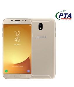 Samsung Galaxy J7 Pro 16GB Dual Sim Gold (J730) - Official Warranty