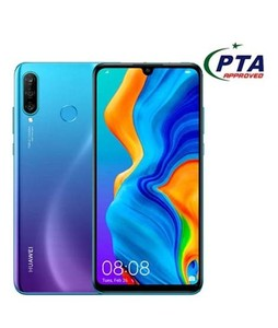 Huawei P30 Lite 128GB 4GB RAM Dual Sim Peacock Blue - Official Warranty With Bundle Pack