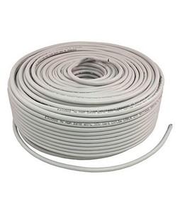 D-Link 24AWG Cat 6 UTP Cable Roll 1000ft (NCBC6UGRYR24)