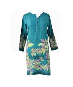 Khas Stores Khaddar Kurti For Women Zinc (DR-175)