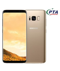 Samsung Galaxy S8+ 64GB Dual Sim Maple Gold (G955FD) - Official Warranty