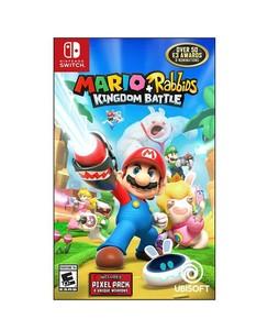 Mario + Rabbids Kingdom Battle Standard Edition Game For Nintendo Switch