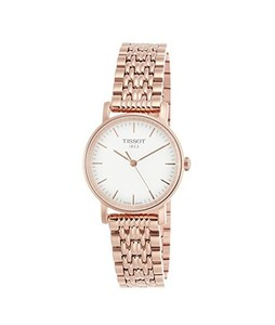 Tissot Everytime Small Womens Watch Rose Gold (T1092103303100)