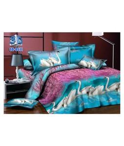 RGshop 3D Double Bed Sheet (SD-0511)