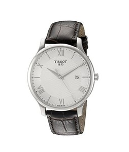 Tissot Tradition Mens Watch Black (T0636101603800)