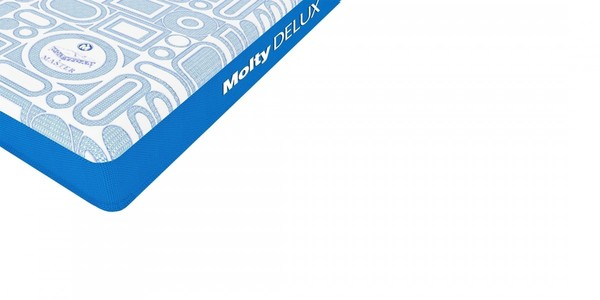 MoltyFoam Molty Delux Mattress Single 78x42x6