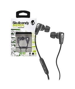 Skullcandy Merge Stereo Bass Earphone Black
