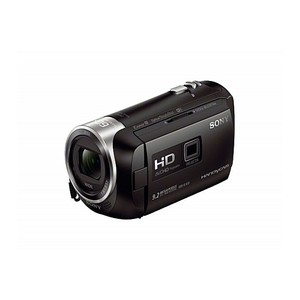 Sony Full HD Camcorder Built-in Projector Black (HDR-PJ410B) - International Warranty