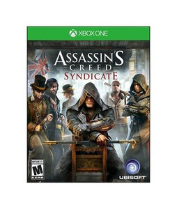 Assassins Creed Syndicate Game For Xbox One