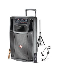 Audionic Majlis Wireless Bluetooth Speaker With Mic (M-180)