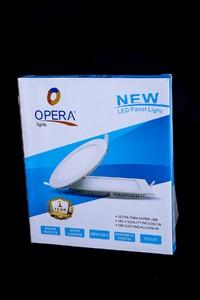 Opera Round LED Panel Light 15W -Warm White (Z-45)