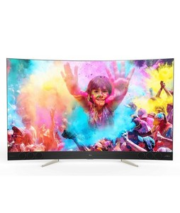 TCL 65 UHD Curved Smart LED TV (C65X3US)