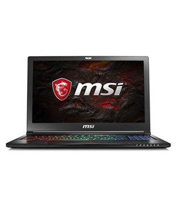 MSI GS63VR Stealth Pro 4K-228 15.6 Core i7 7th Gen GeForce GTX 1060 Gaming Notebook