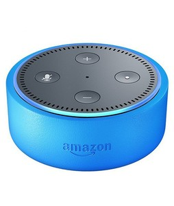 Amazon Echo Dot 2nd Generation Kids Edition Smart Speaker Blue