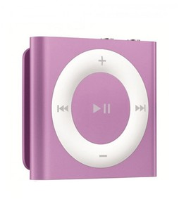 Apple iPod Shuffle 4th Generation 2GB Purple