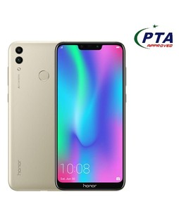 Honor 8C 32GB 3GB RAM Dual Sim Platinum Gold