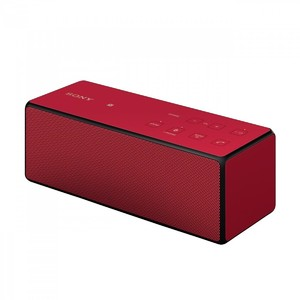 Sony Portable Bluetooth Wireless Speaker Red (SRS-X3)