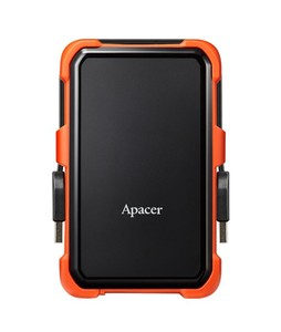 Apacer AC630 Shockproof 1TB Portable Hard Drive