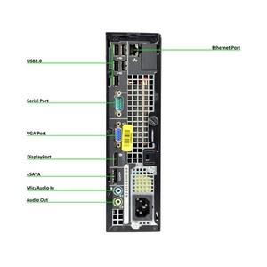 Dell OptiPlex 780 USFF Dual Core 8GB 160GB Mini Desktop PC