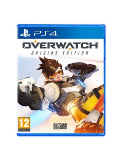 Overwatch Origins Edition Game For PS4