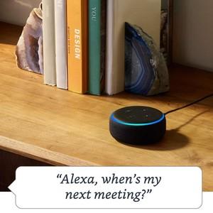 Amazon Echo Dot 3rd Generation Smart Speaker Charcoal