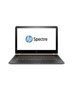 HP Spectre 13.3 Core i7 7th Gen 8GB 512GB SSD Gold Laptop (13-V108TU) - Refurbished