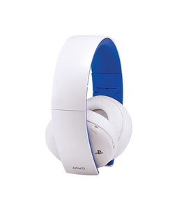 Sony PlayStation Wireless Stereo Headset 2.0 For PS4/PS3/PS Vita White
