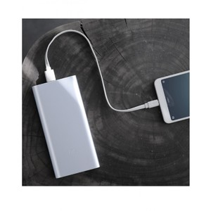 Xiaomi Mi 10000mAh Power Bank Silver (PLM09ZM)