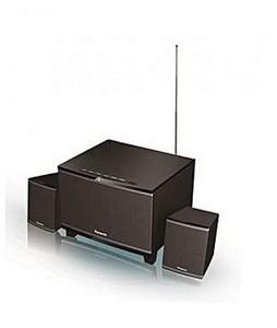 Panasonic 2.1 Channel Speaker System Black (SC-HT19GS-K)