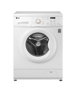 LG Front Load Automatic Washing Machine 7KG (F10C3QDP2)
