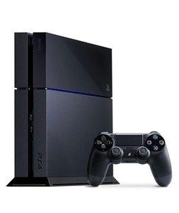 Sony PlayStation 4 500GB Console - Black (Australia Region)