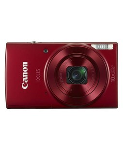 Canon Compact Digital Camera Red (IXUS-180)