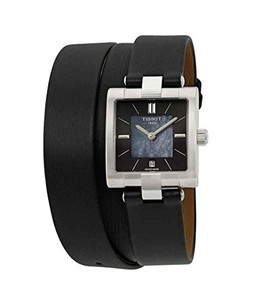 Tissot T-Collection Womens Watch Black (T0903101705100)