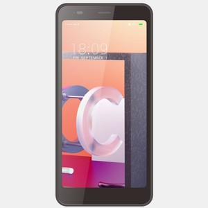 QMobile i8i 2019 8GB Dual Sim Black