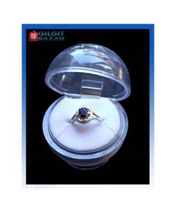 Gilgit Bazar Sapphire Stone Ring For Women (GB1742)