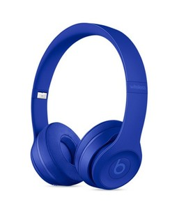 Beats Solo 3 Neighborhood Collection Wireless Headphones Break Blue