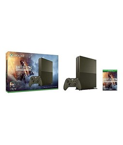 Xbox One S 1TB Console - Battlefield 1 Special Edition Bundle