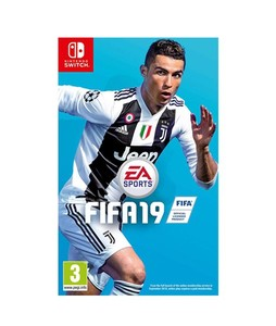 FIFA 19 Standard Edition Game For Nintendo Switch