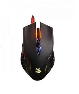 A4Tech Bloody Neon XGlide Gaming Mouse Black (Q50)