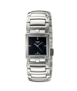 Tissot T-Evocation Womens Watch Silver (T0513101105100)