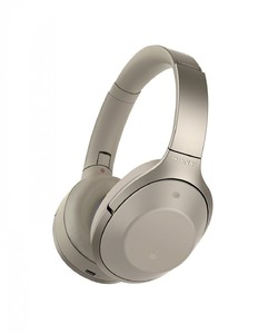 Sony Noise Canceling Wireless Bluetooth Over-Ear Headphones (MDR-1000X)