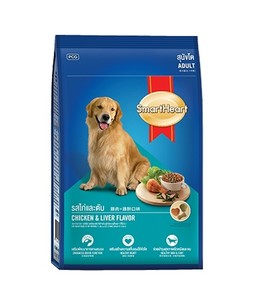 Smart Heart Dog Food Chicken Flavor 20Kg