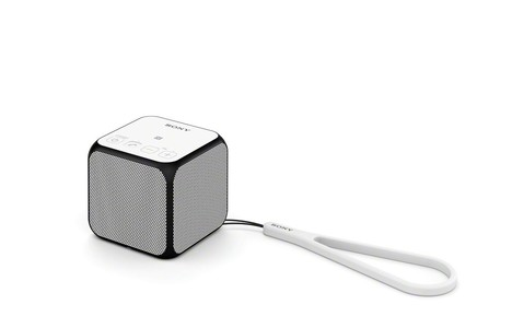 Sony Portable Bluetooth Speaker White (SRS-X11)
