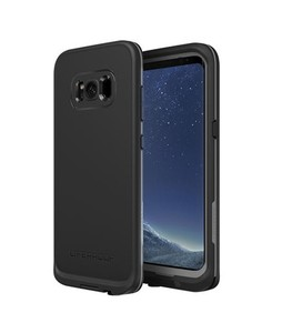 Lifeproof Fre Asphalt Black Case For Galaxy S8+