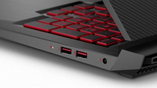 HP Omen 15.6 Core i7 7th Gen GeForce GTX 1050 Gaming Laptop (15-CE018DX) - Refurbished