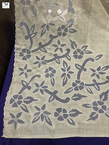 Zar Kawa Cutwork Pashmina Shawl For Women