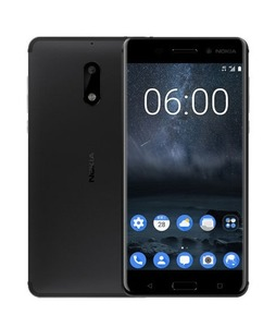 Nokia 6 64GB Dual Sim Black