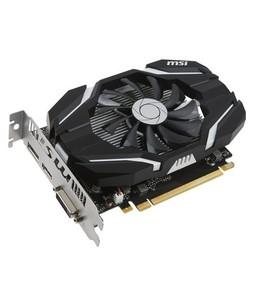 MSI GeForce GTX 1050 Ti 4GB GDDR5 OC Graphics Card